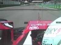 暴躁的瓦帝!F1比利时站排位赛:维特尔抱怨最后一弯