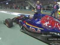 F1新加坡站经典 维斯塔潘噩梦开局梦幻第八收尾