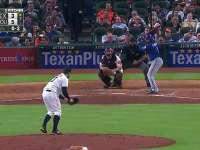 MLB常规赛 德州游骑兵vs休斯顿太空人 全场录播(英文)