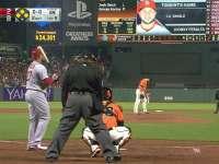 MLB常规赛 圣路易斯红雀vs旧金山巨人 全场录播(英文)