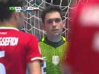 录播:巴西vs伊朗(粤语) 2016哥伦比亚五人制世界杯