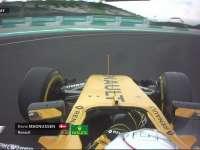 F1马来西亚站排位赛Q2:马格努森锁死大拉烟