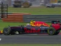 F1马来西亚站排位赛Q3:维斯塔潘报告第四弯没下雨