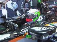 F1美国站FP1 :阿方索赛利斯代表印度力量出战