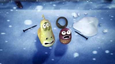 爆笑虫子 第二季35 冰山