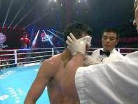 中国拳王争霸赛决赛日 张家玮VS王龙