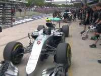 F1巴西站排位赛全场回放(中文解说)