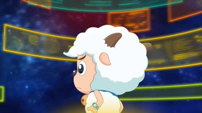 喜羊羊与灰太狼之羊羊小侦探07隐形的脚印