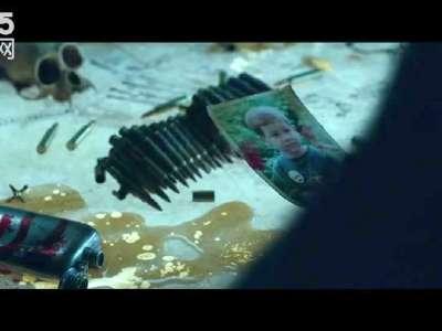 [视频]《猩球崛起3》预告 人类与猿族的生死大战开打