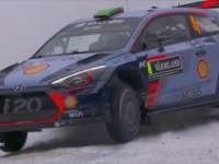 现代车队WRC瑞典站最佳慢镜欣赏