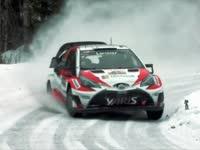 老将的逆袭:WRC瑞典站冠军拉特瓦拉剪辑