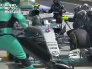 秒速换胎 2016年F1最快进站换胎TOP 10