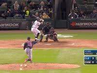 【4/22集锦】克鲁博出色投球掌控赛局 印第安人客场零封白袜