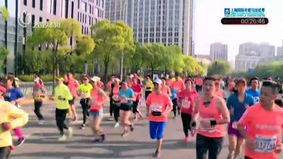 跑友专业度逐渐提升 个性化上海半马服务跑友