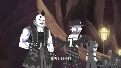 巴啦啦小魔仙之飞越彩灵堡第二季25