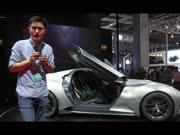 6680万元跑车车展没人理?整个上海车展最贵的一台车!