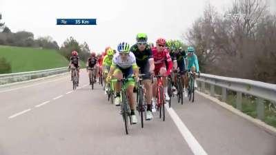 环加泰罗尼亚自行车赛第五赛段全场录播(中文)