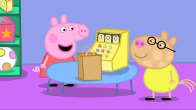 粉红猪小妹 第三季09