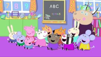 粉红猪小妹 第四季12