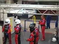 勒芒24小时耐力赛乐视体育赛车队维修间全场录播(1)