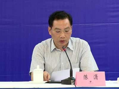 湖南省第二届十大同心人物评选活动新闻发布会