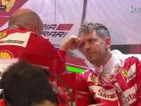 F1奥地利站FP2 维特尔坐等赛道变干