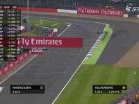 F1英国站排位赛Q2冲线:阿隆索莱科宁晋级