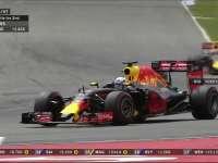 F1德国站正赛:维斯塔潘报告轮胎衰竭