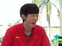 张国伟:里约确实留有遗憾 盼未来跳到2米40实现梦想