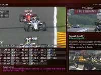 F1比利时站正赛(维修站)全场回放