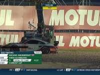 WEC奥斯丁六小时耐力赛 96号赛车陷砂全场黄旗