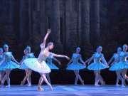 斯韦特兰娜·扎哈诺娃芭蕾舞剧《睡美人》aurora公主独舞