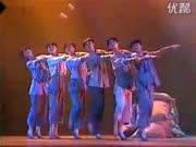 总政歌舞团群舞《哭泣的鸽子》 编导张继钢
