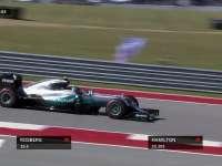 F1美国站排位赛全场回顾(现场声)
