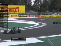 F1墨西哥站FP2:维斯塔潘报告赛车操控性很差