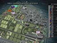 F1墨西哥站FP2全场回顾(GPS追踪)
