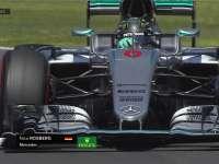 F1墨西哥站排位赛Q3:罗斯伯格维特尔出现失误
