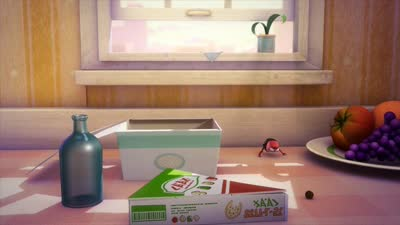 爆笑虫子 第二季05 电冰箱