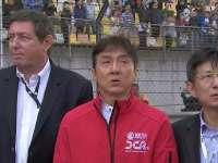 WEC上海六小时耐力赛:成龙大哥现身赛前国歌仪式