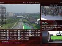 F1巴西站FP1全场回放(维修站)