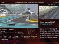 F1阿布扎比站FP1全场回放(维修站)