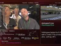 F1阿布扎比站FP3全场回放(维修站)