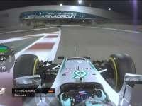 F1阿布扎比站正赛全场回放(车载)