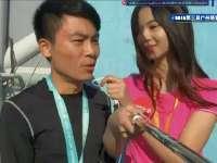 大四在校生破纪录夺冠 直言领先两秒惊心动魄