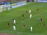 第18轮录播:罗马vs切沃(粤语)16/17赛季意甲