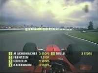 乐视赛车经典回顾(12)——2003年F1美国站(中文解说)