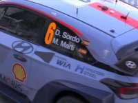 WRC蒙特卡洛站现代车队最佳慢镜