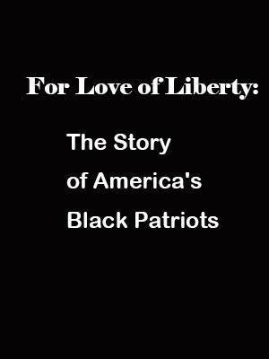 爱的自由:美国黑人爱国者