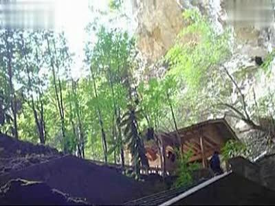 桂林山水德天瀑布中国名胜风景图片系列