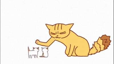 佝偻猫033话